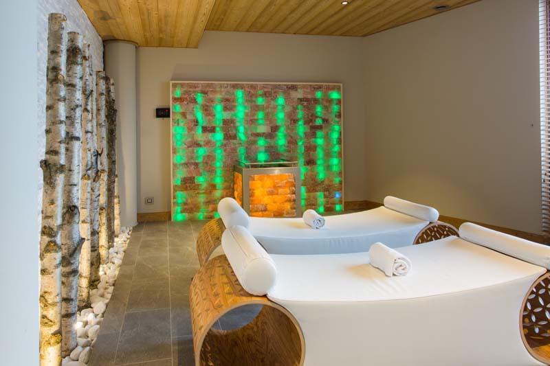 Spa, Hotel Taj-I-Mah - Ski Hotel in Les Arcs, France