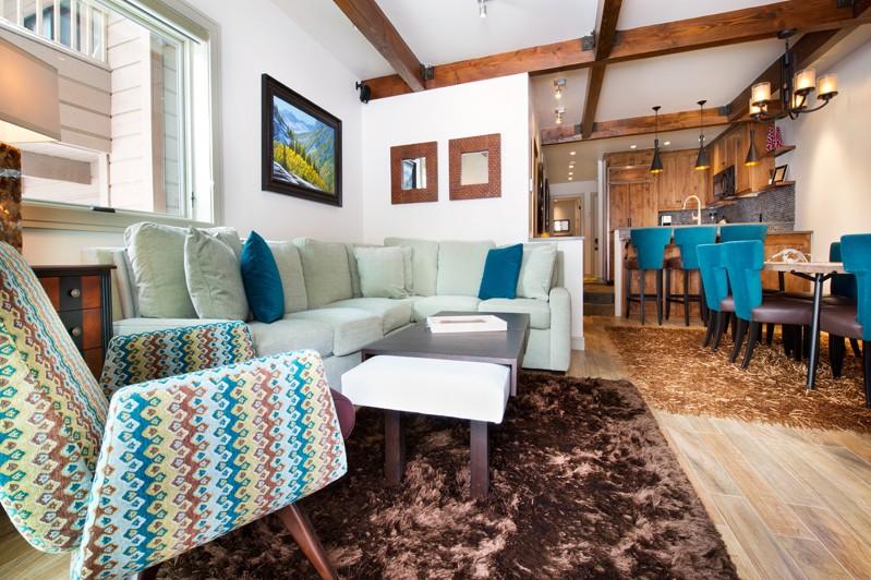 Premier 1 in The Gant - Luxury Hotel and Condo in Aspen, North America