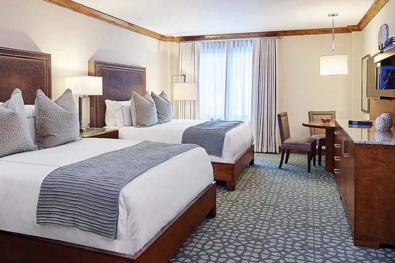 Hotel Sebastian Luxury Plaza Queen Room - Hotel in Vail, USA