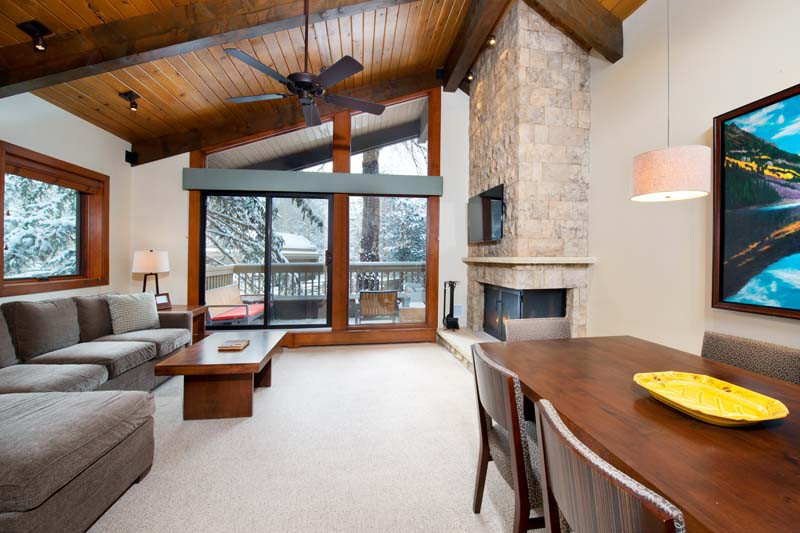 Deluxe 3 of The Gant - Luxury Hotel and Condo in Aspen, North America