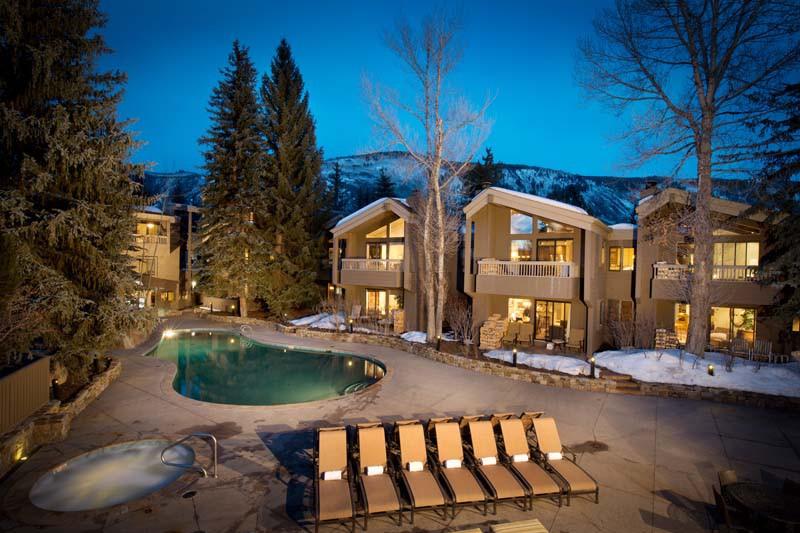 Exterior of The Gant - Luxury Hotel and Condo in Aspen, North America