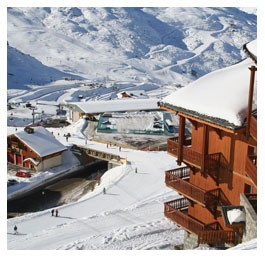Perfect for piste ski chalets