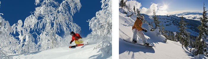 Tailor Made Ski Holidays - Powder Skiing