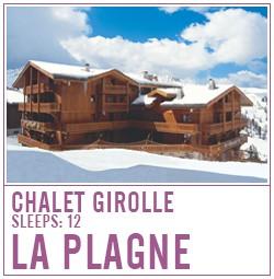 Chalet Girolle, La Plagne