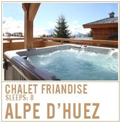 chalet friandise, alpe d-huez