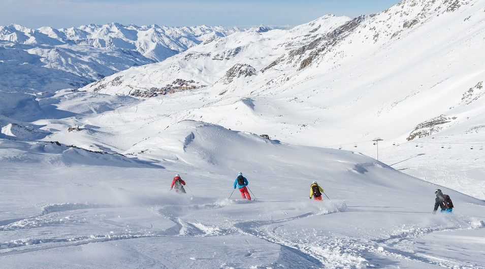 Val Thorens - 3 Valleys - ©C.Cattin OT Val Thorens