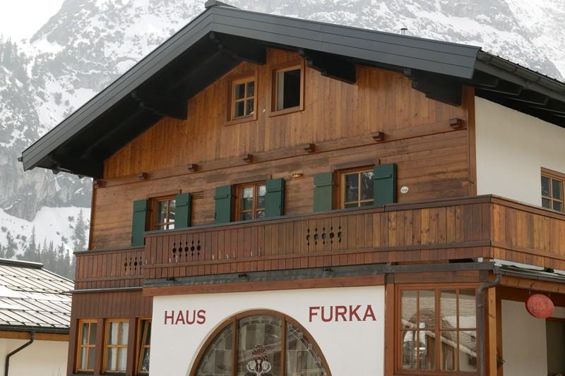 Chalet Furka Exterior, Lech - Zug