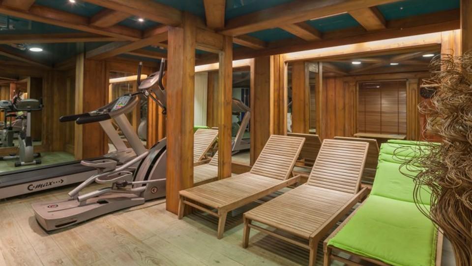 Wellness Area, Residence La Ginabelle, Chamonix, France