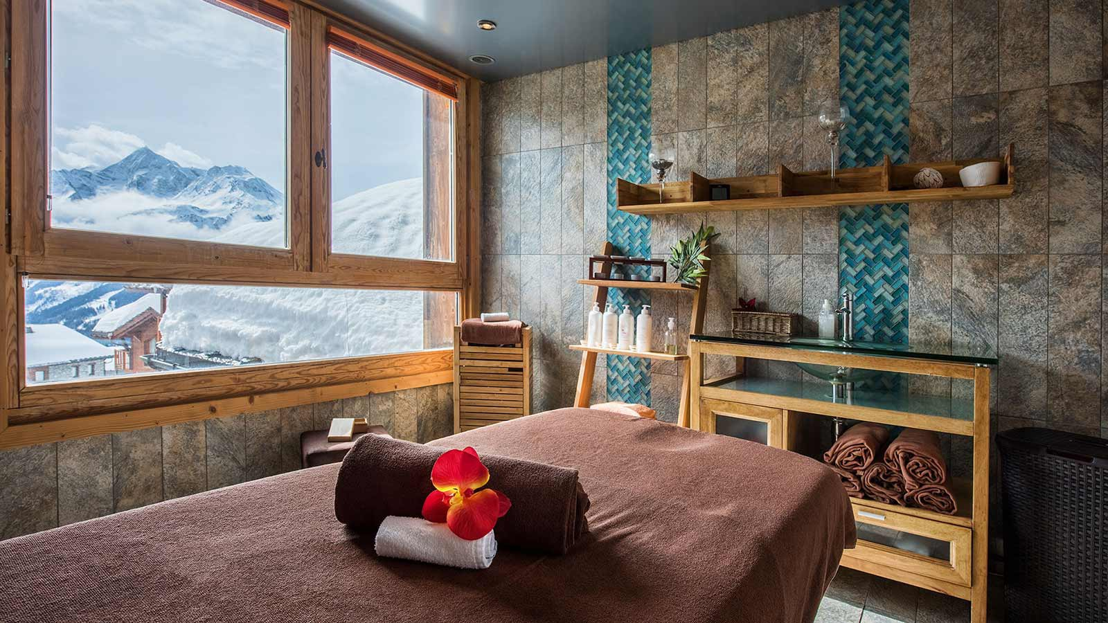Wellness - Les Cimes Blanches, La Rosiere, France