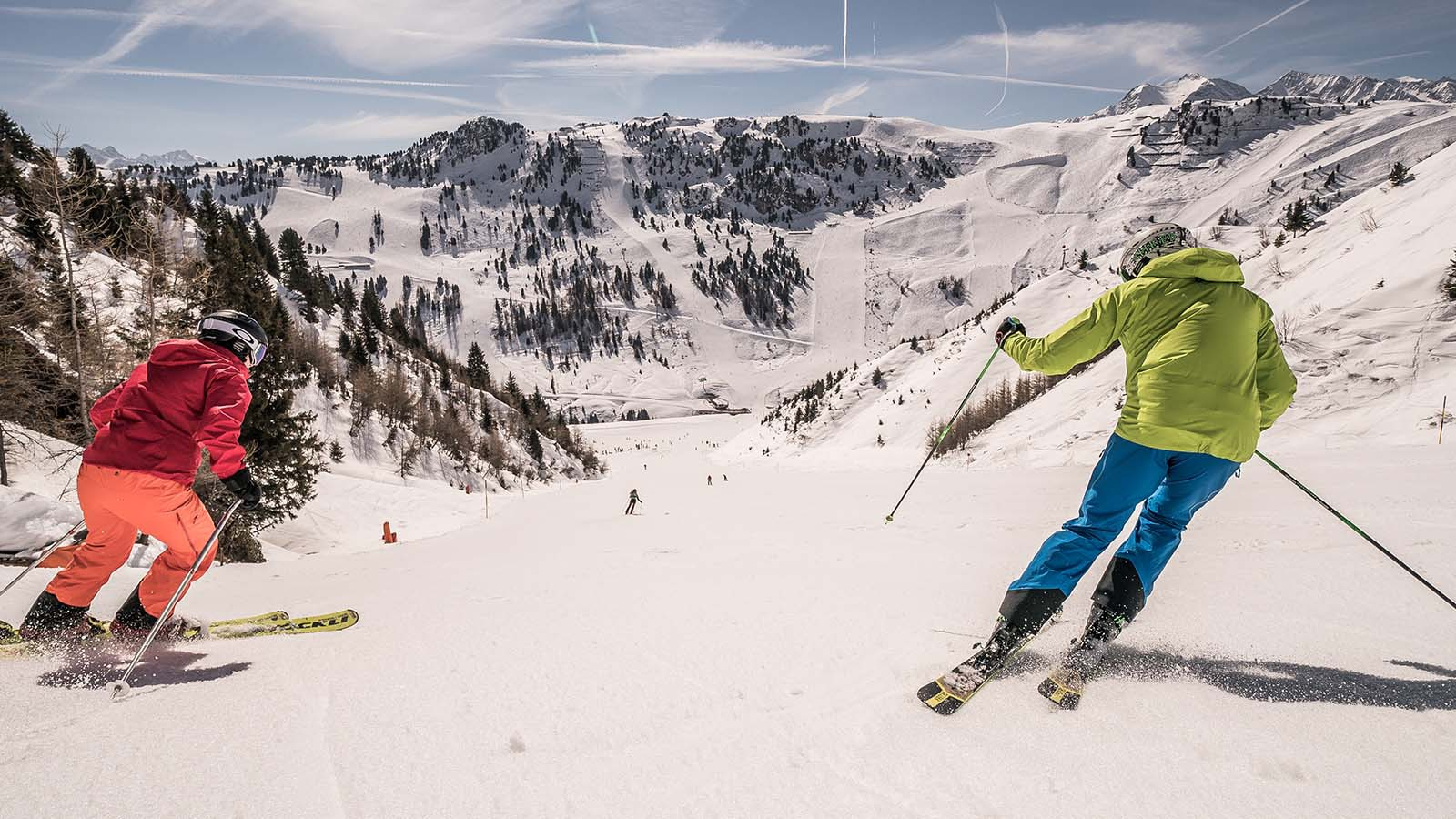 Winter Sking in Mayrhofen