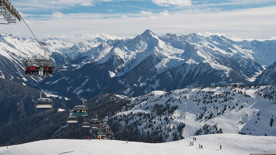 Zillertal Ski Area - Mayrhofen Ski Resort - © Frank Bauer