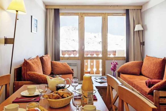 Interior, Residence Les Constellations - Self-Catered Ski Apartments in La Plagne, France