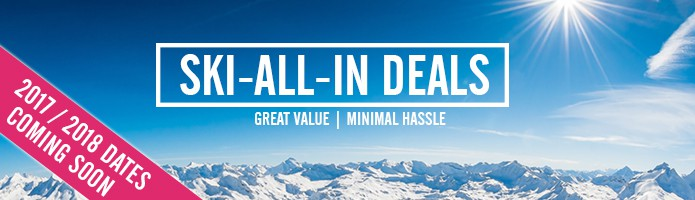 all inclusive ski deals