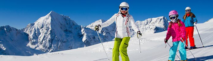 Family ski holidays 2020