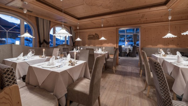 Alpenheim Charming Hotel - Dining