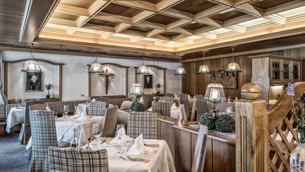 Alpenheim Charming Hotel - Dining room