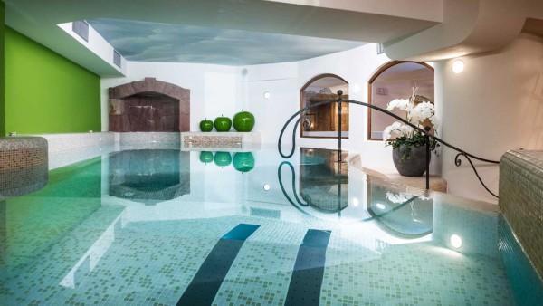 Alpenhotel Plaza - Wellness