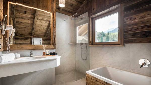 Alpenhotel Plaza - Rooms - Bathroom