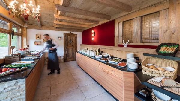 Alpenhotel Rainell - Dining