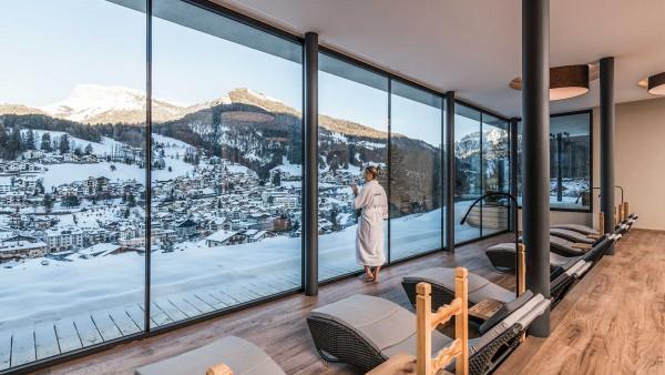 Alpenhotel Rainell - Wellness and views