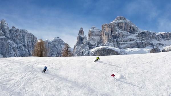 Alta Badia Skiing - copyright IDM Südtirol - Alex-Filz