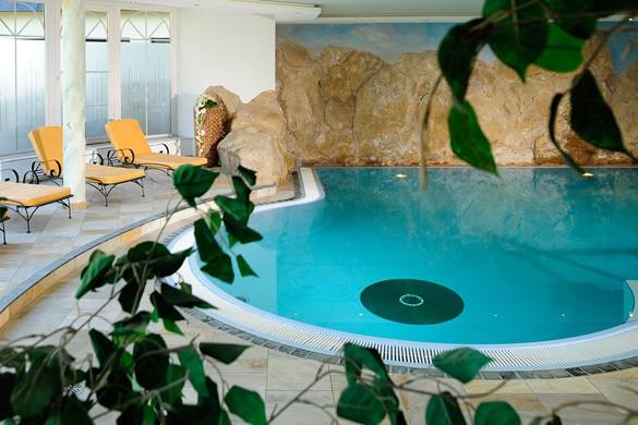 Pool - Hotel Alte Post, St Anton