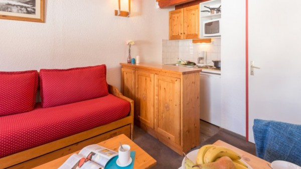 Apartment, Residence Les Horizons d'Huez, Alpe d'Huez, France