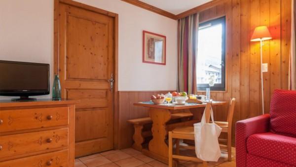 Apartment Interior, Residence La Rivere, Chamonix, France