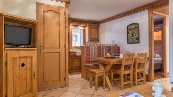 Apartment Interior, Residence La Ginabelle, Chamonix, France