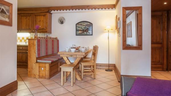 Dining Area, Residence La Ginabelle, Chamonix, France