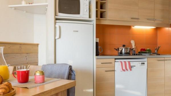 Apartment, Residence Les Gemeaux, La Plagne, France