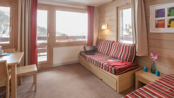 Plagne Lauze Apartments, La Plagne, France
