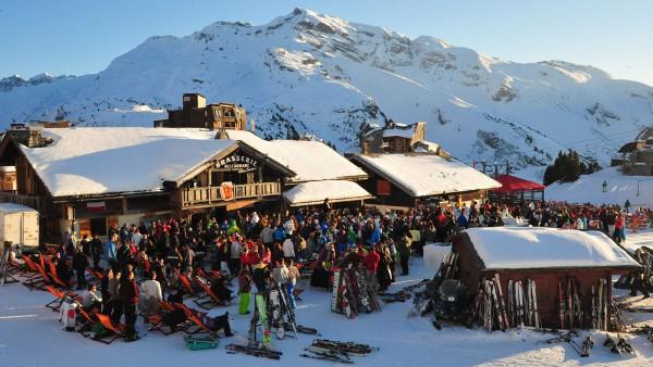 Avoriaz, France, Apres-Ski Bar
