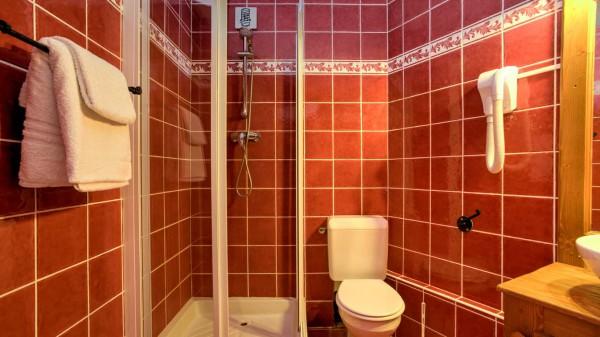 Chalet Aries, Val Thorens, France, Bathroom