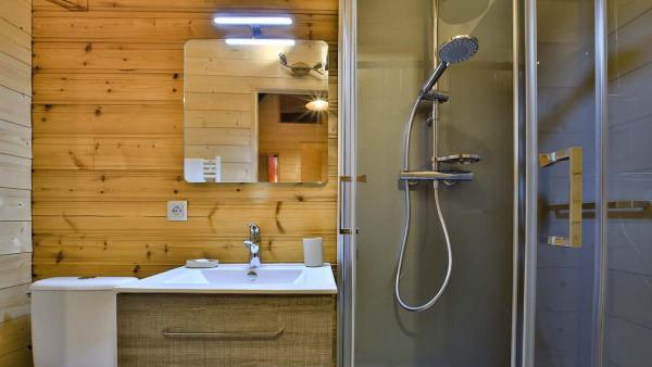 Chalet Arnaud, Les Arcs - Bathroom