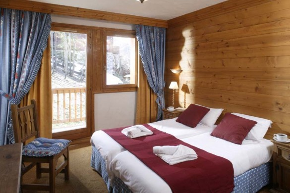 Chalet Astemy bedroom