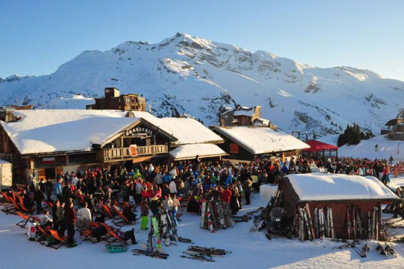 Avoriaz, France, Apres-Ski Bar