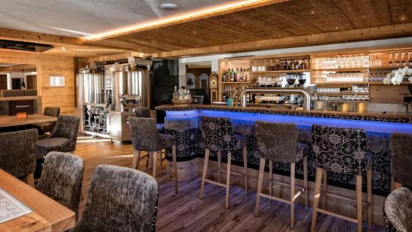 Bar- Hotel Interski, Selva Val Gardena, Italy