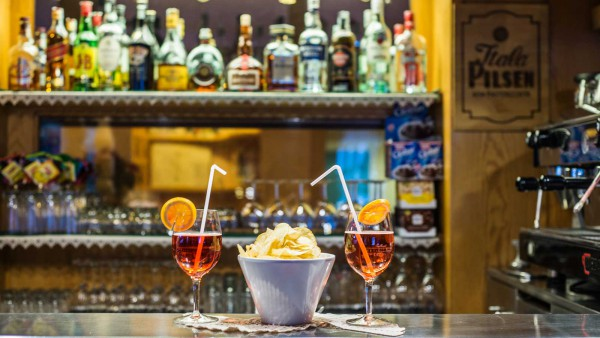 Bar - Hotel Cime d'Oro, Madonna di Campiglio