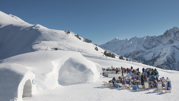 Bar on the Slopes