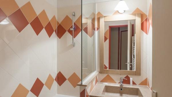 Bathroom, Residence Le Chamois Blanc, Chamonix, France
