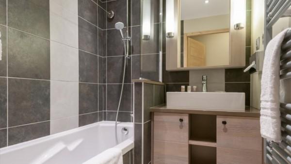 Bathroom, Residence Les Terrasses d'Helios
