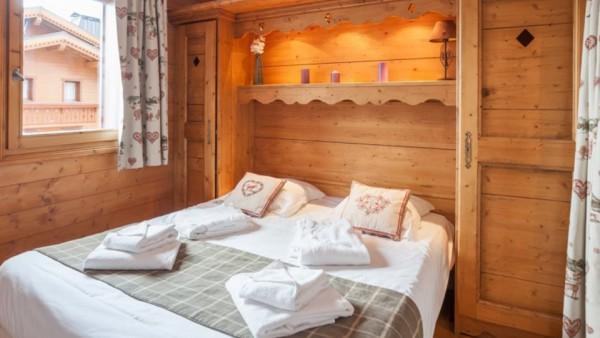 Bedroom, Les Alpages de Reberty, Les Menuires, France