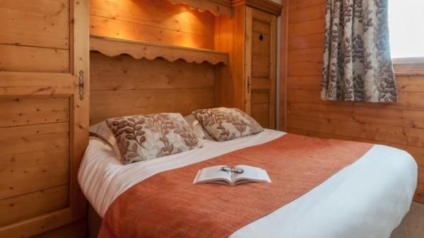Double Bed, Residence Les Hauts Bois, La Plagne, France