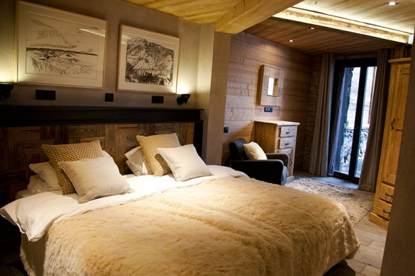 Chalet Jacques, Courchevel
