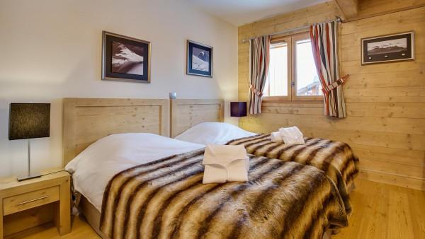Bedrooms at CGH Apartment Leana