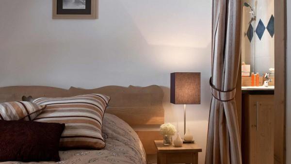 Bedrooms in CGH Les Chalets de Jouvence