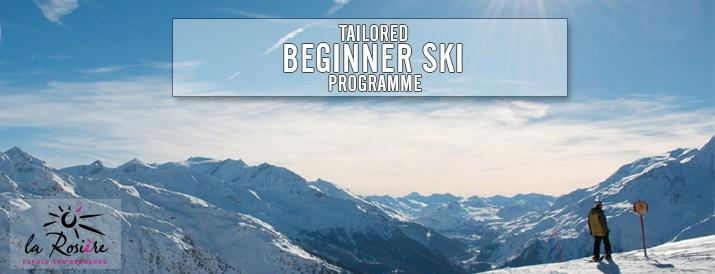 Beginner Ski Programme