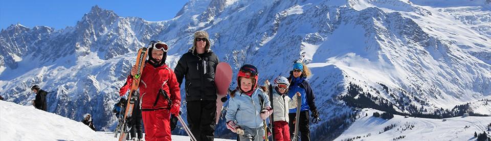 Beginner Ski Holiday