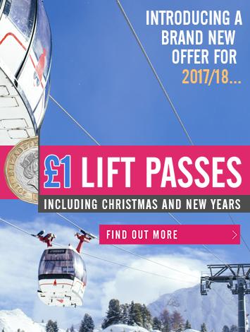 £1 Lift Passes